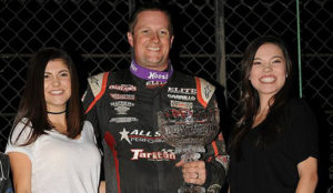 Jason Meyers from Eight Rows Deep in Trophy Cup Opener