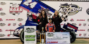 Rico Rules All Stars at Eldora