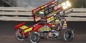 McCarl Leads Early Rod End Supply Winged 360 Power Rankings