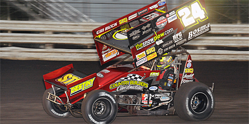 McCarl & More Set Sights on Short Track Nationals
