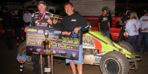 Darland Dazzles on Ovals Night Two