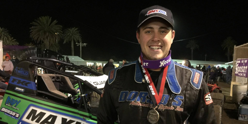 Guardino Gobbles Up Turkey Night Prelim