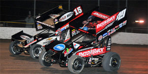 The 2017 World of Outlaws Trail
