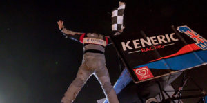 Madsen & Madsen Lead the Way in Australian Sprintcar Championship Finale