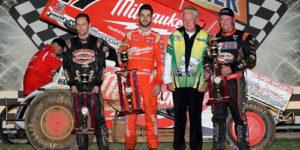 McFadden Fastest on Aussie Championship Night Two