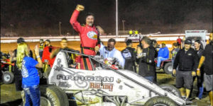 Darland Shines in Steve Stroud Memorial