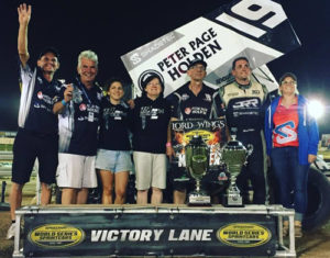 Keller Collects George Tatnell Cup