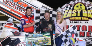 Mark Smith Takes King of 360s Opener