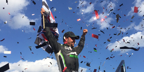 Schatz to the Early STIDA Winged 410 Power Rankings Lead