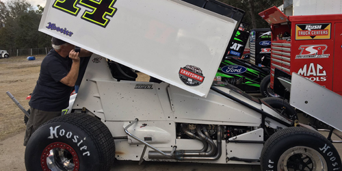 Larson & Bell Filling in for Smoke at Volusia