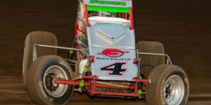 Demon Possesses USAC/CRA Season Opening Win