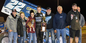 Golobic Strikes First in Civil War
