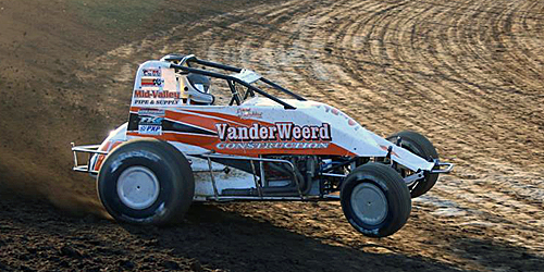 Vander Weerd Winner at The PAS