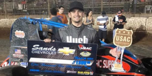 Bernal & Sussex Score USAC Wins