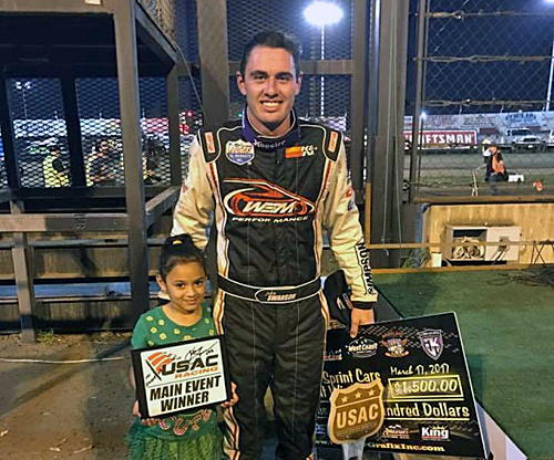 Swanson Swipes Thunderbowl Honors