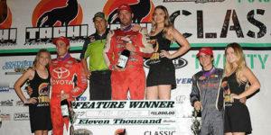 Bud Kaeding Dominates Peter Murphy Classic