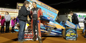 Dewease Gets Grove Win