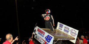 Dietrich Dazzles at Lincoln