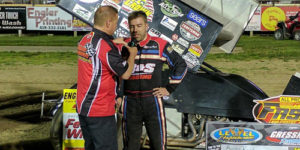 Reed Records FAST Fremont Win