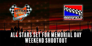 Memorial Day Shootout for All Stars