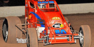 Charles Charges in Salute to Indy Opener at CSP