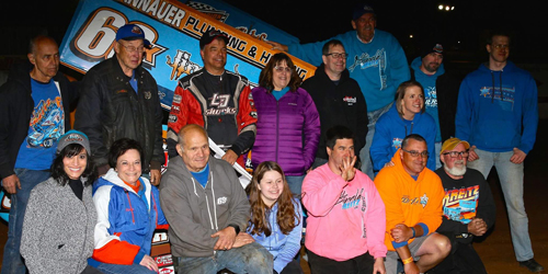 Dewease Defends Gobrecht Classic Win