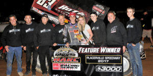 Gio Scelzi Becomes Youngest KWS-NARC Winner