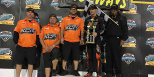 Ian Madsen Cruises to another Knoxville Win