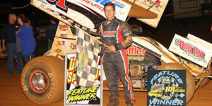 Rahmer Reels in Third Career Lincoln Win