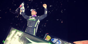 Schatz Sweeps the Weekend with 81 Speedway Win