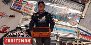 Schuchart Gets First Eldora Win