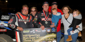 Spencer Scores CRA Win at Ventura