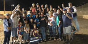 Sussex & Bernal Capture USAC Wins