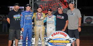 Sunshine Leads CMR Indiana Midget Week Sweep at Bloomington