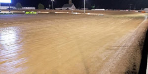Ohio Sprint Speedweek Opener Washed Out