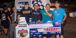 Bellm Back in Victory Lane