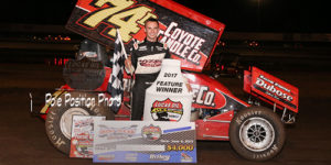 Bubak Best in Speedweek Opener
