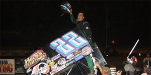 Duncan Gets it Done in Ohio Sprint Speedweek Finale