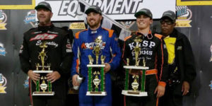 Juhl Headlines Night of First Time Knoxville Winners