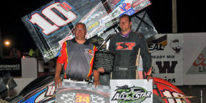 Kemenah Snaps Out of Nightmare for 34 Raceway Win