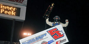 Peck Picks Off All Star Win at Macon