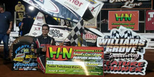 Freddie Rahmer Gets Second Grove Win of the Year