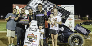 Reutzel Wins Finale to Claim Speedweek Title