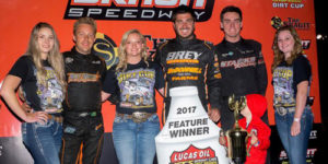 Reutzel Slides to Dirt Cup Opening Night Win
