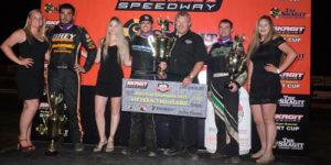 Hafertepe Hauls in Dirt Cup Triumph