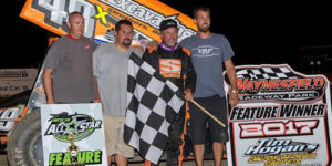 Shaffer Shines at Waynesfield