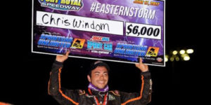 Windom Nabs Eastern Storm Win at Port Royal