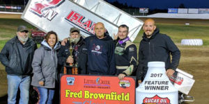 Crockett Conquers in Fred Brownfield Classic Finale
