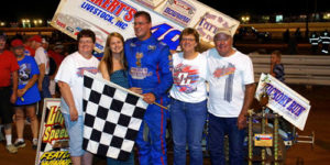 Dietrich Takes Central PA Speedweek Round Two