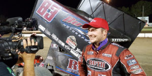 Hirst Earns Second KWS-NARC Win of the Year